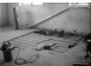Oprava podlahy na sále